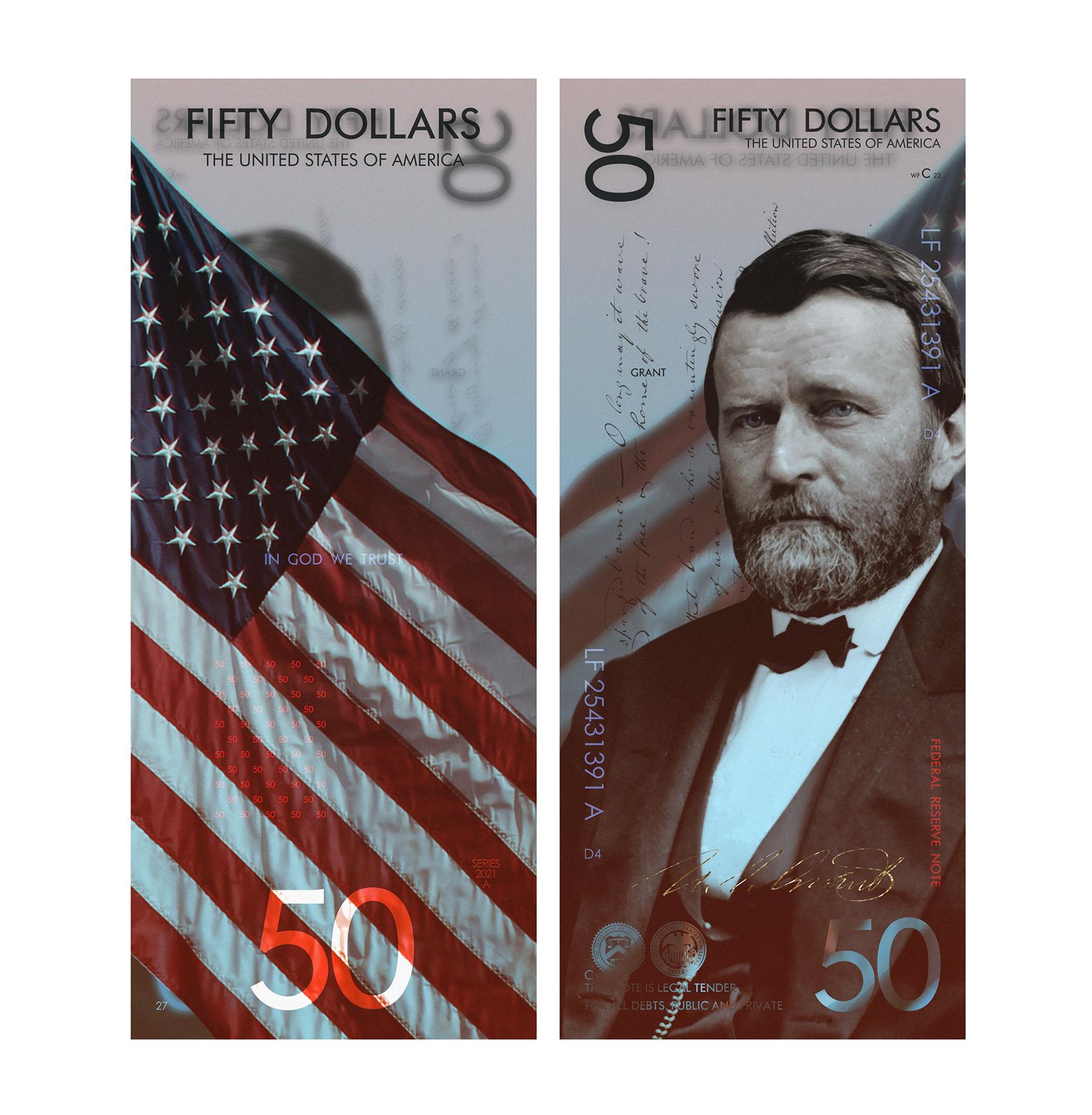 So cool könnten Geldscheine aussehen The-New-US-Dollar-Andrey-Avgust_09