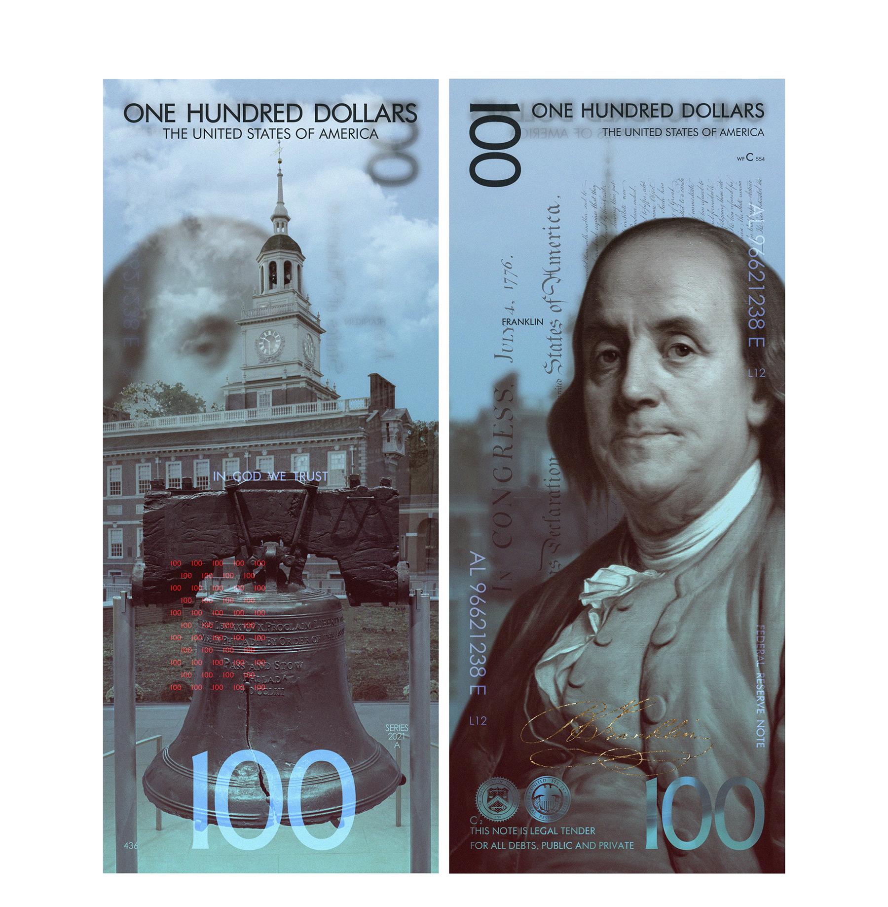 So cool könnten Geldscheine aussehen The-New-US-Dollar-Andrey-Avgust_10