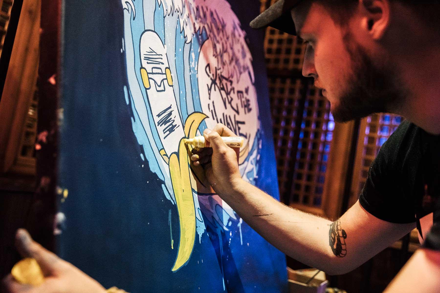 The Uncaged: Unterstützt aufstrebende Jungkünstler bei ihren Projekten Tiger-Beer-The-Uncaged_04