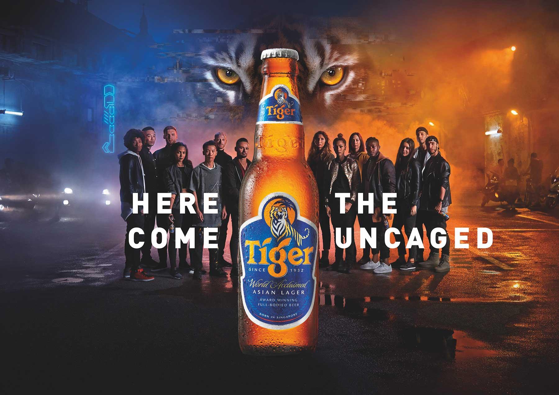 The Uncaged: Unterstützt aufstrebende Jungkünstler bei ihren Projekten Tiger-Beer-The-Uncaged_10