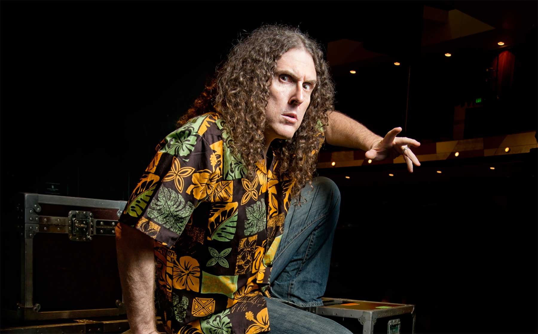 "77 Cover-Songs von ""Weird Al"" Yankovic Weird-Al-Yankovic"