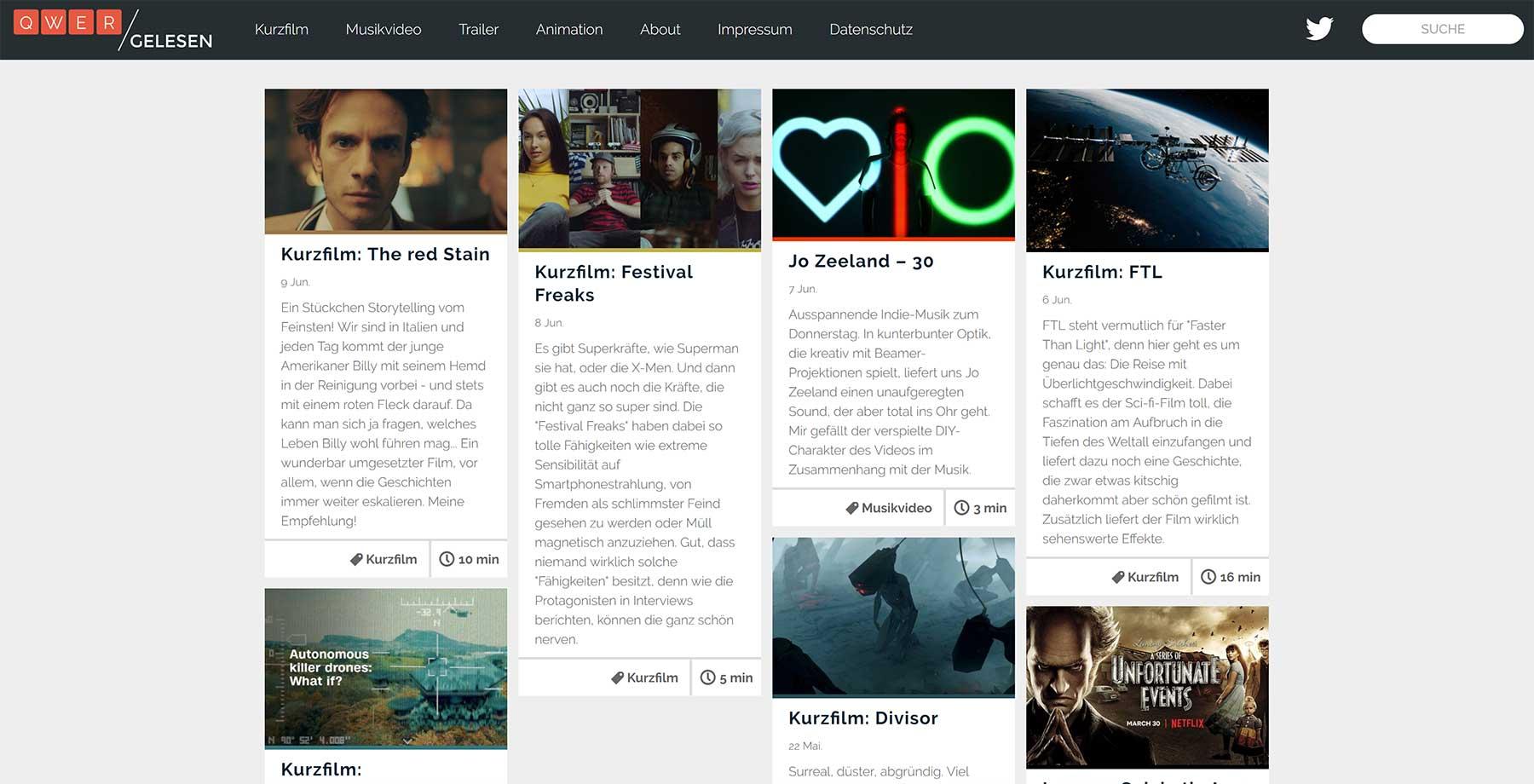 #WirliebenBlogs: Diese Websites solltet ihr euch mal anschauen WirliebenBlogs_03_QWERgelesen