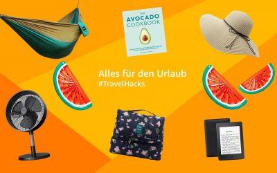 #TravelHacks: die besten Urlaubs-Produkte für Bahamas bis Balkonien