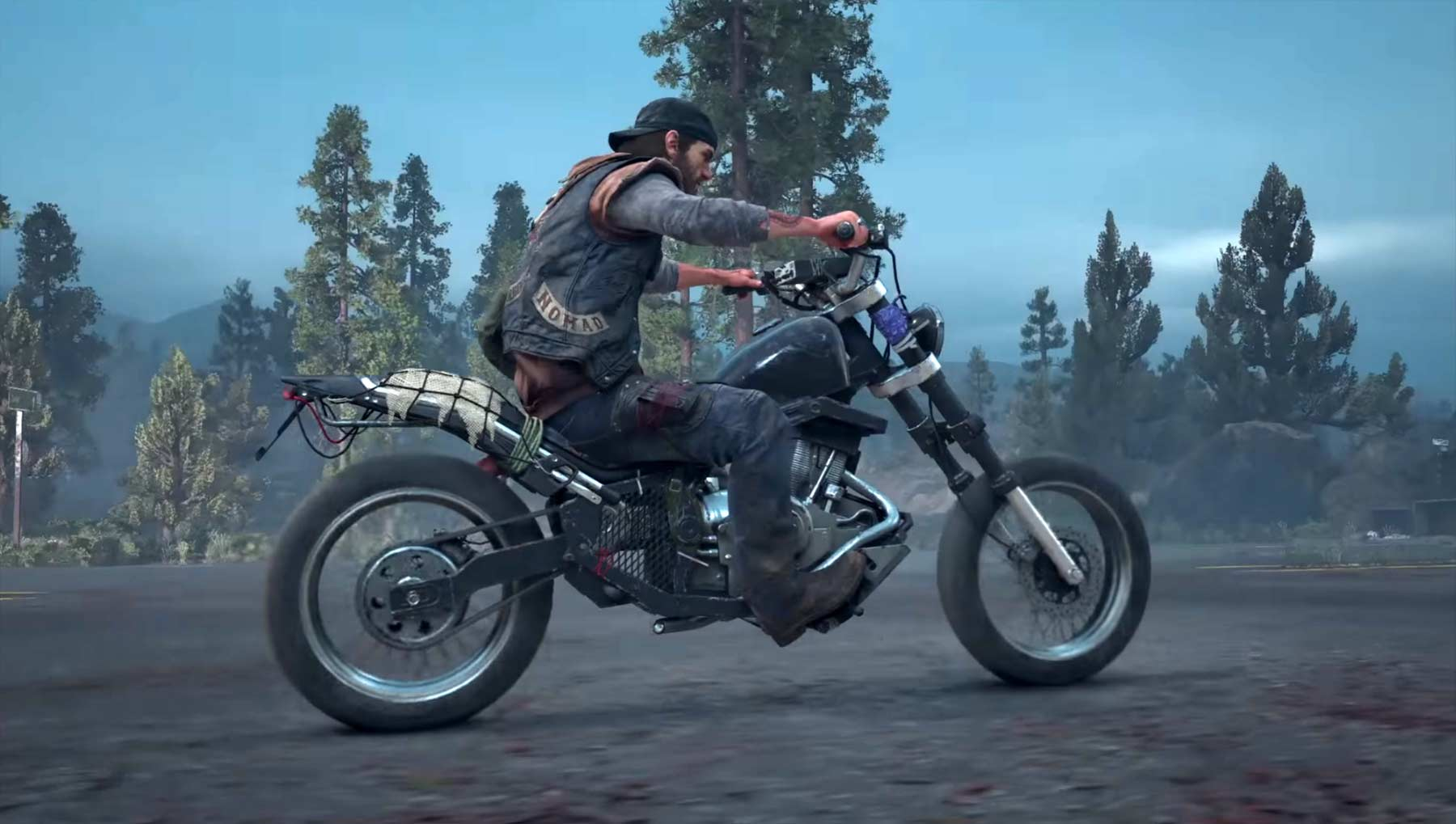 Days Gone: E3 2018 Trailer