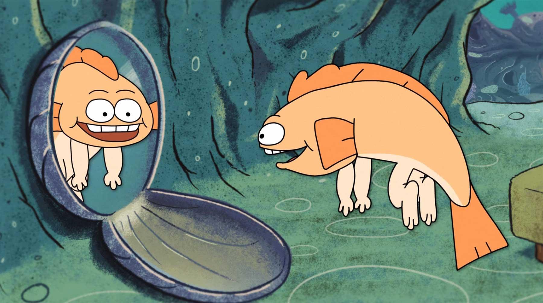 Als die Fische plötzlich Beine bekamen