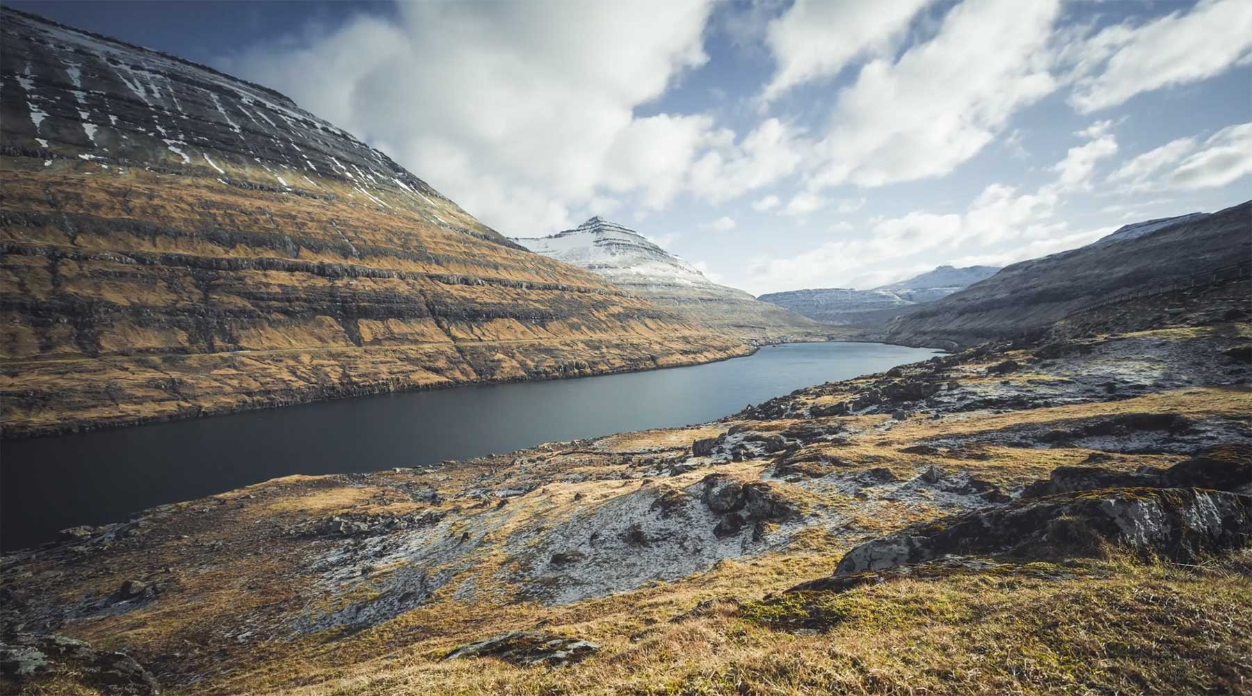Die Schönheit der Faröer Inseln
