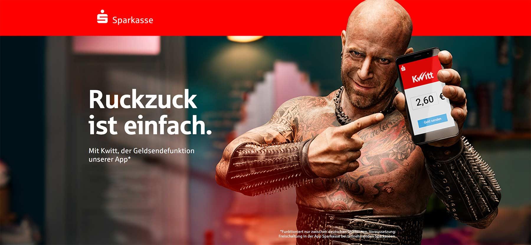 Die Sparkasse veräppelt Influencer-Marketing kwitt-sparkasse-der-bote-influencer-Parodie_03