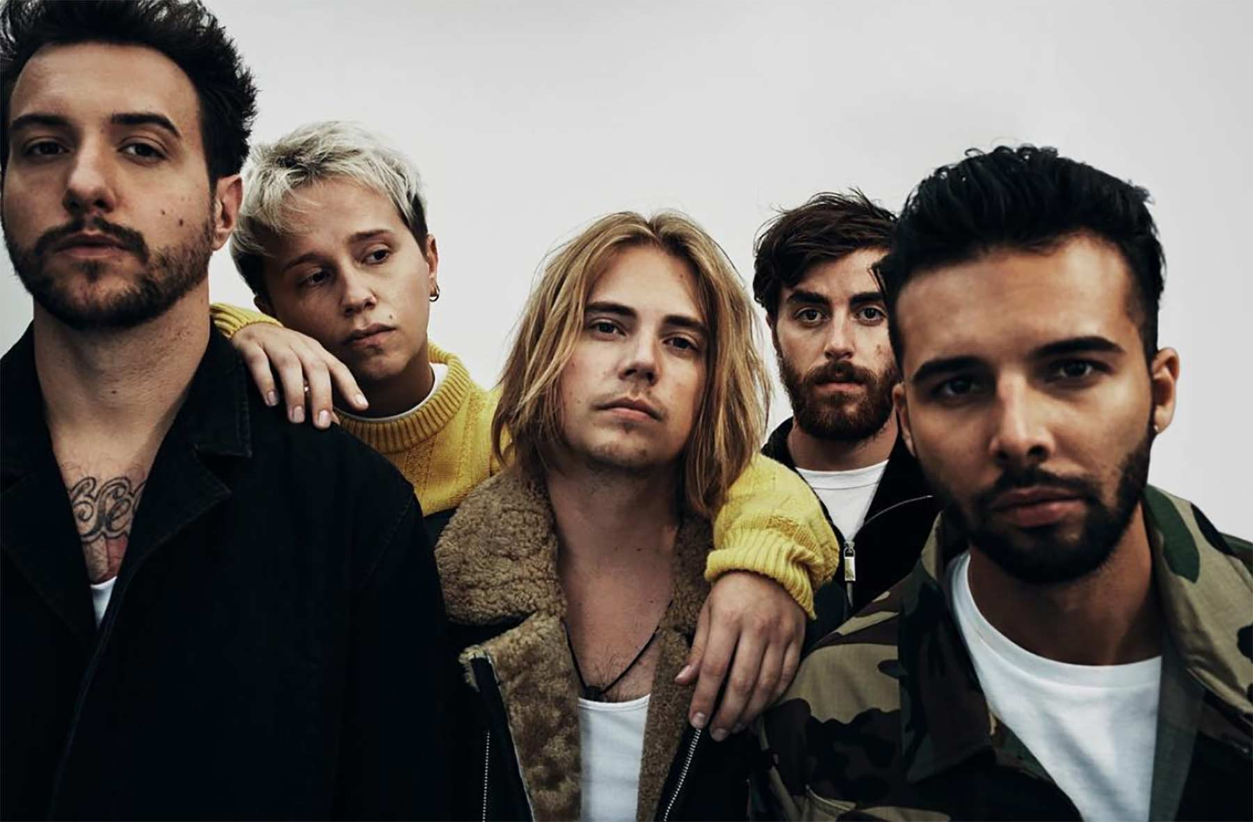 LwDn präsentiert: Nothing But Thieves Tour 2018
