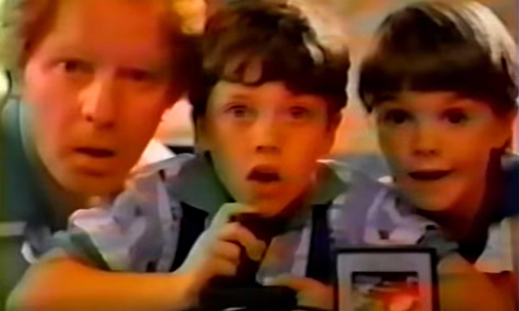 Eine Stunde Videospielwerbung aus den 80ern