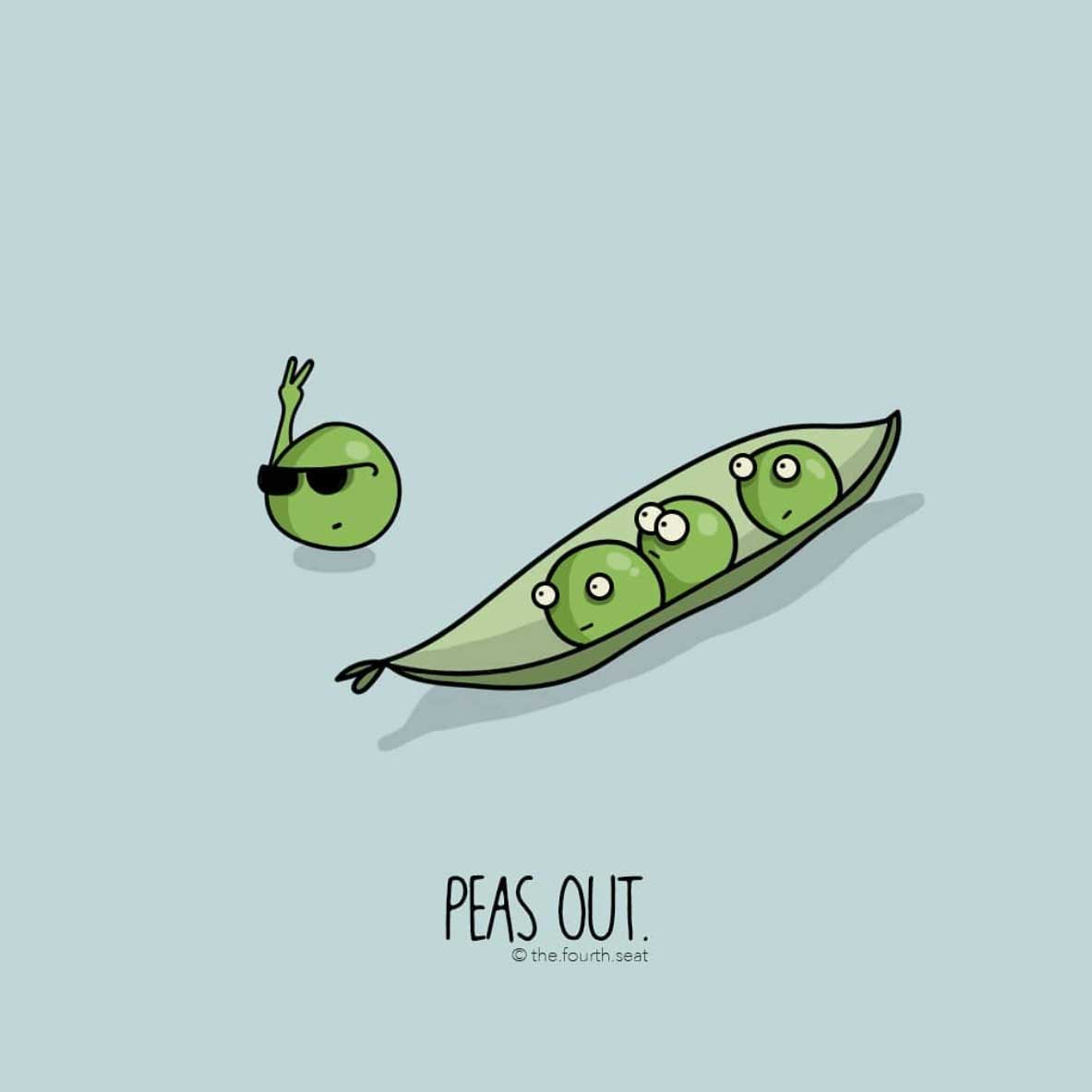 Illustrierte Wortspiele von Abha Patil Abha-Patil-30-days-of-puns_01