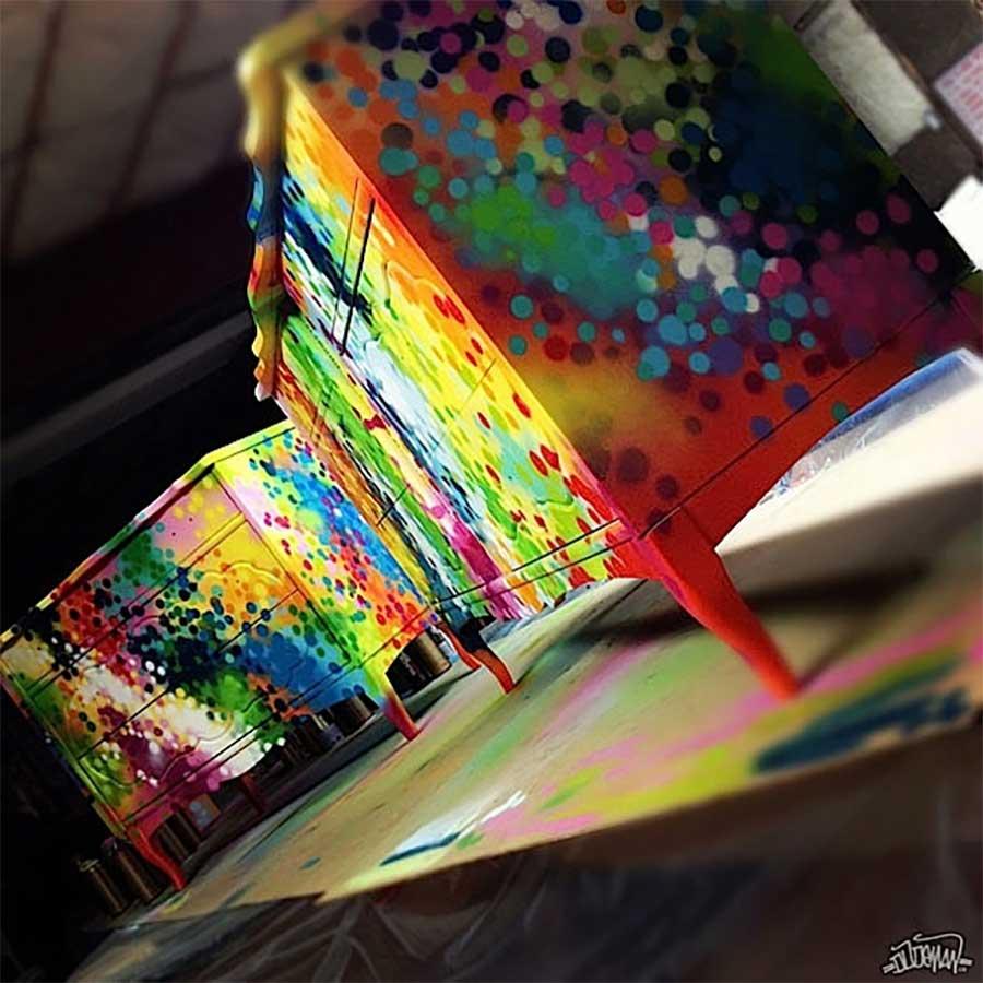 Street Art-Möbel Dudeman-street-art-moebel_05