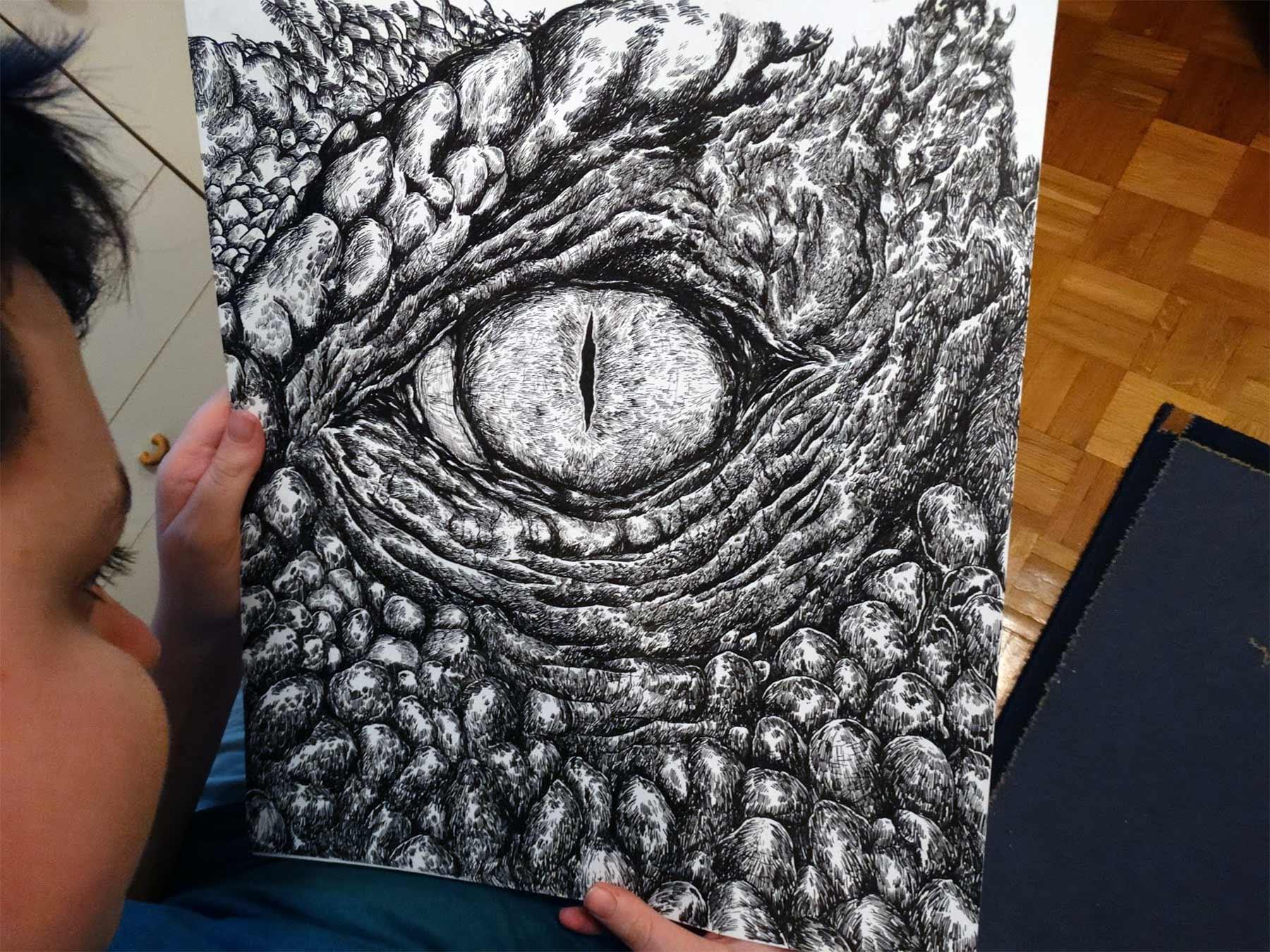 Die genialen Zeichnungen des 15-jährigen Dušan Krtolica Dusan-Krtolica-zeichnungen-2018_02