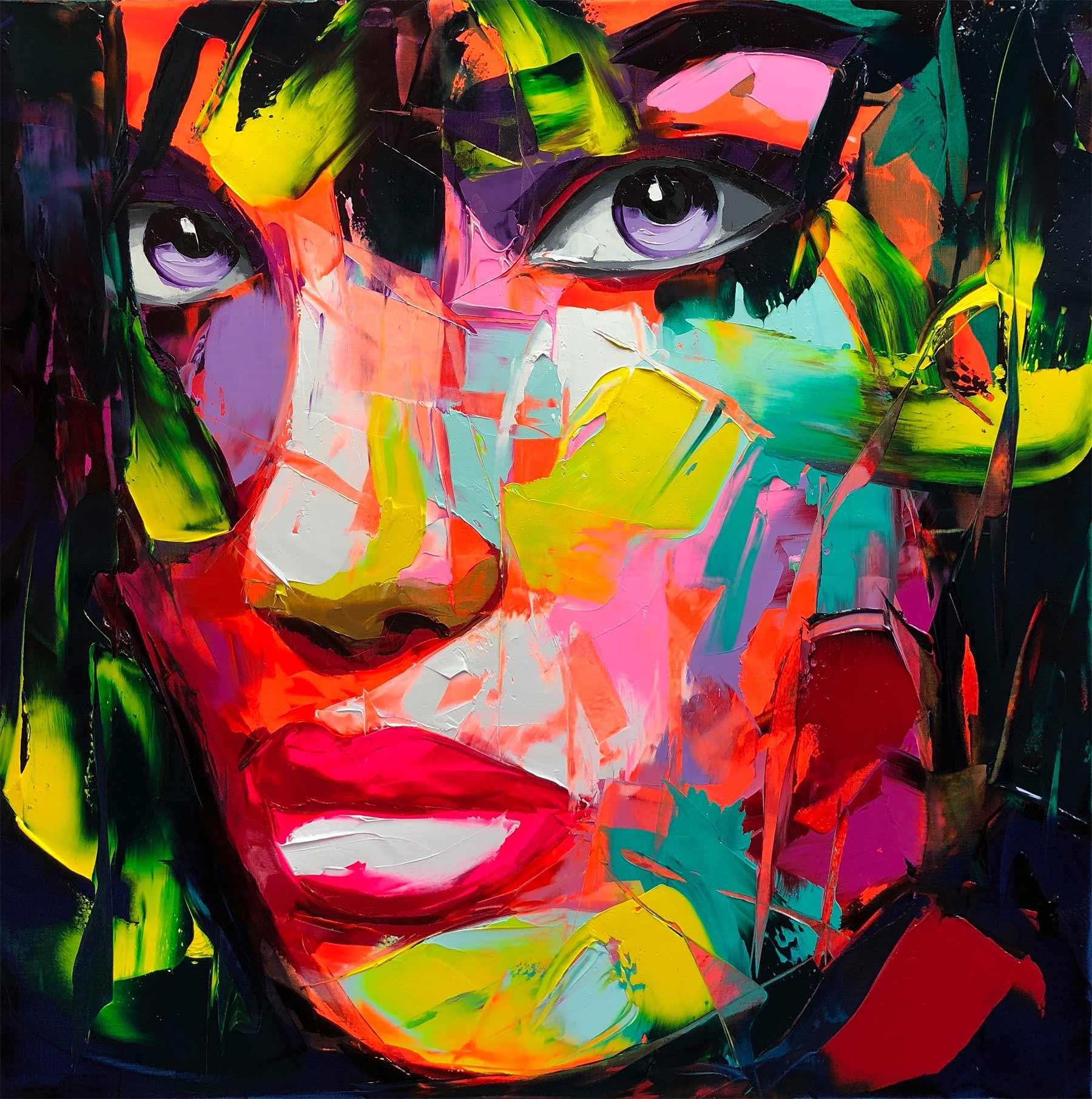 Malerei: Françoise Nielly Francoise-Nielly_02