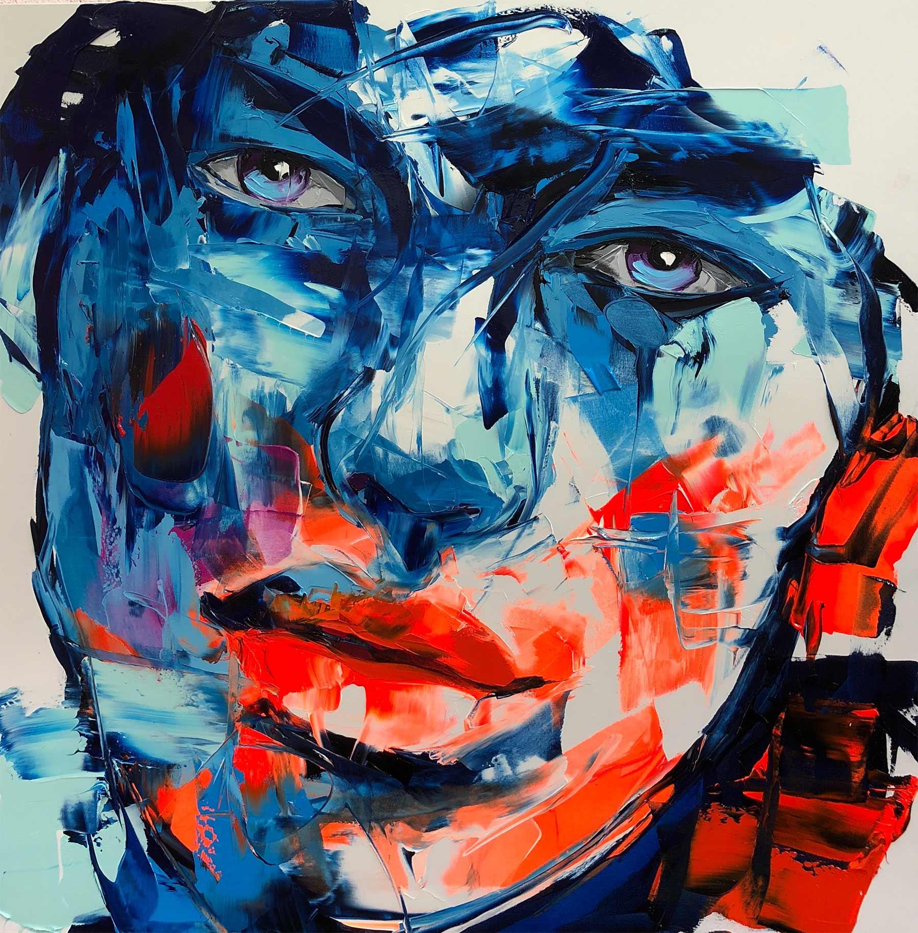 Malerei: Françoise Nielly Francoise-Nielly_06