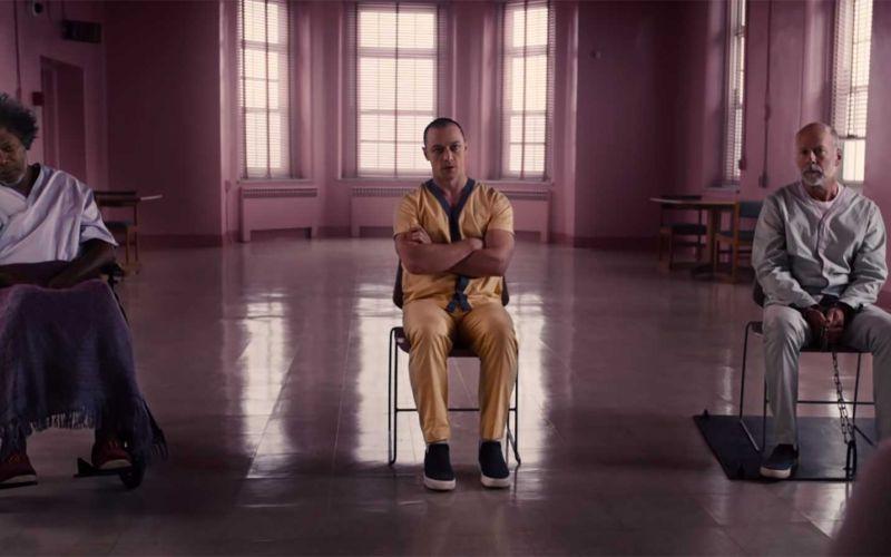 "Trailer zu M. Night Shyamalans ""Glass"""