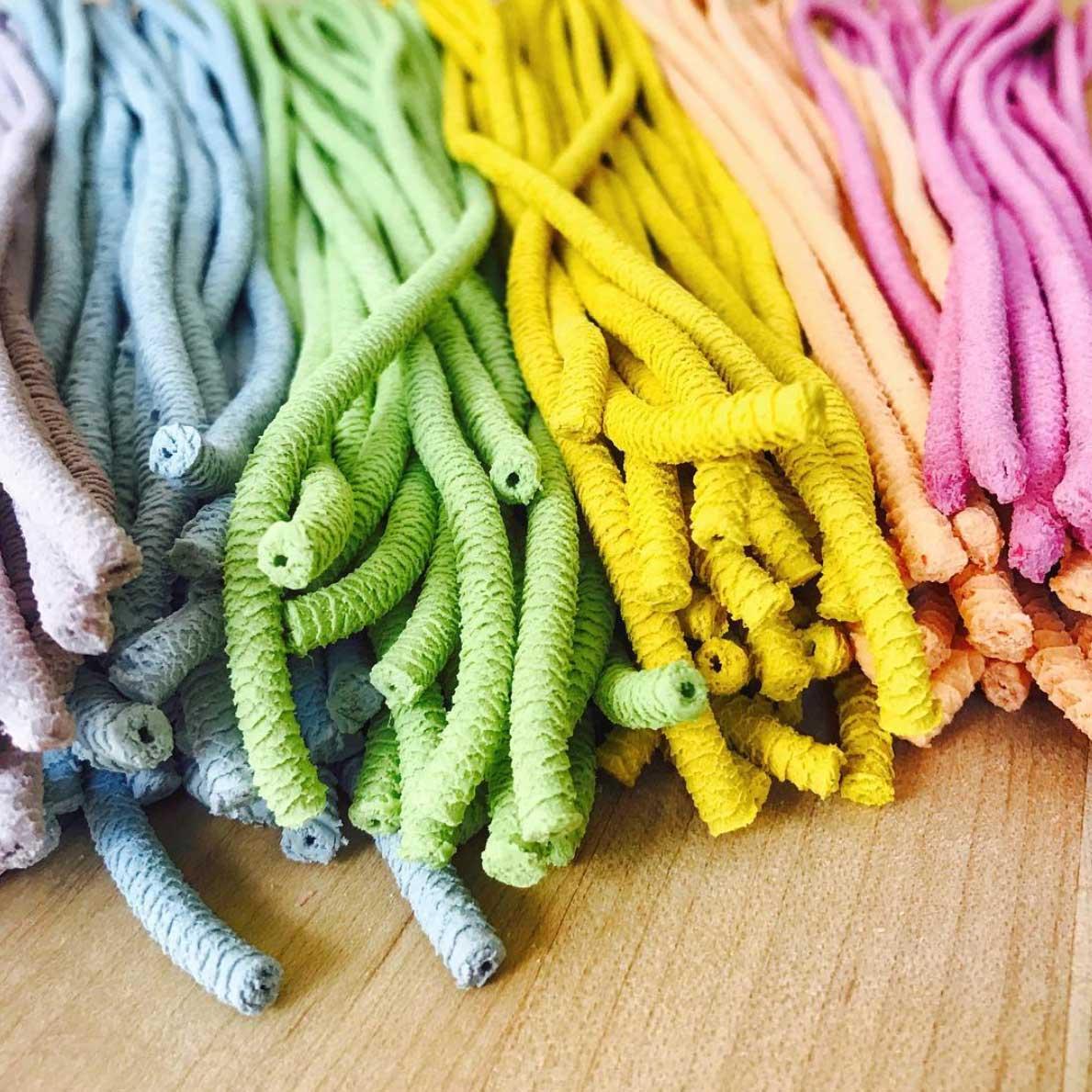 Farbenfrohe Pasta-Kunst von Linda Miller Nicholson Linda-Miller-Nicholson-Past-Pretty-Please_07