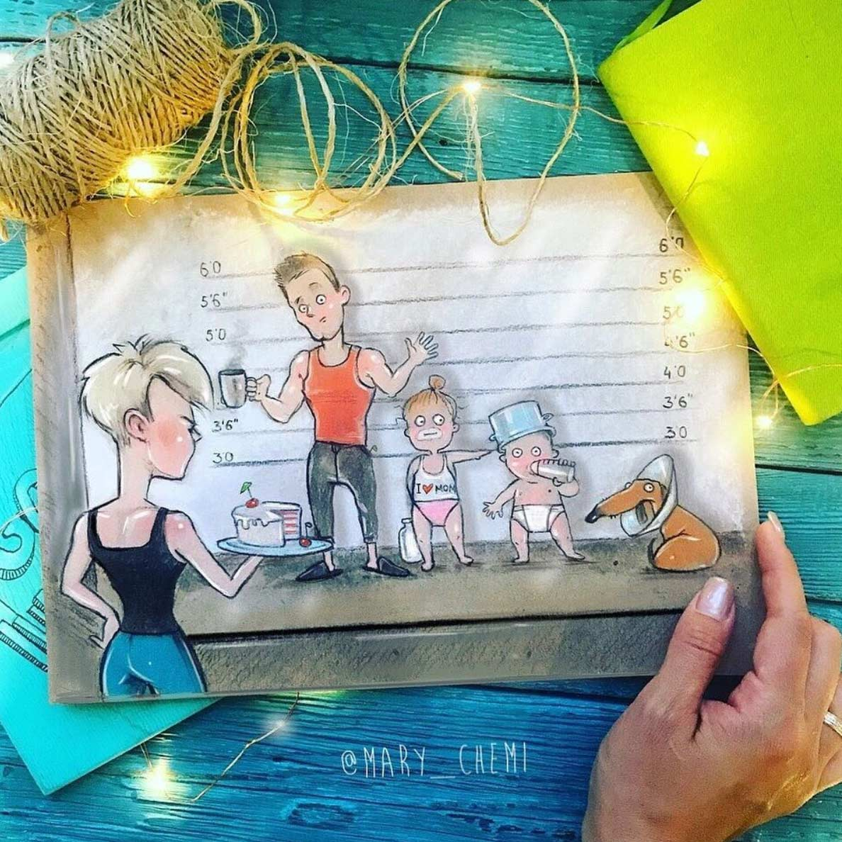 Gezeichnet vom Elterndasein Maria-Gorbunova-gezeichnetes-elterndasein_02