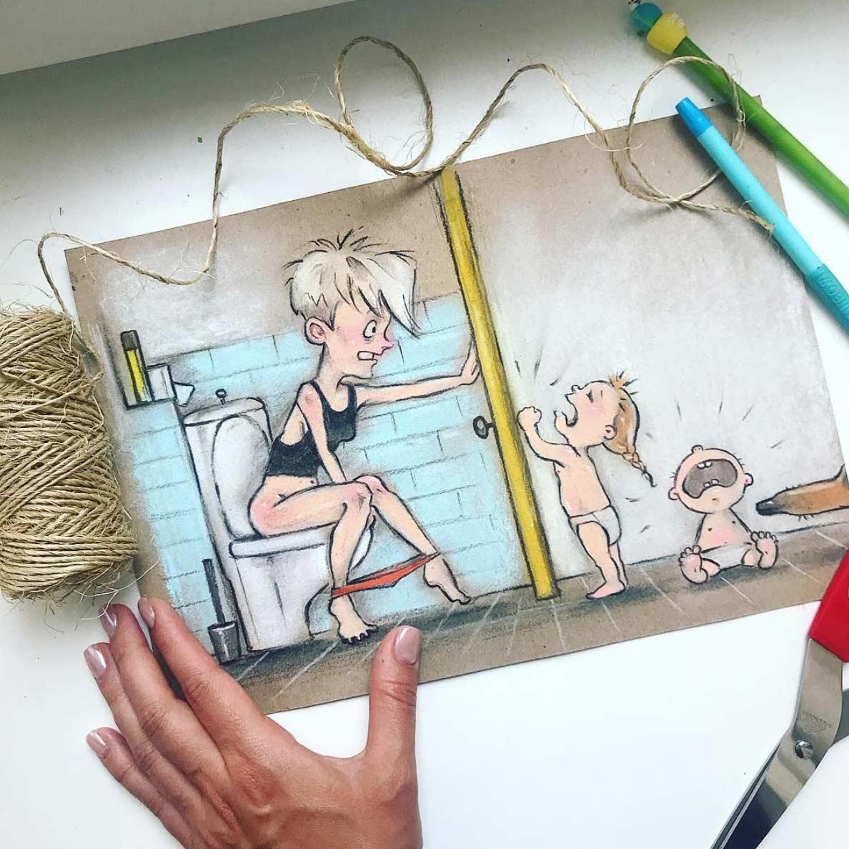 Gezeichnet vom Elterndasein Maria-Gorbunova-gezeichnetes-elterndasein_09