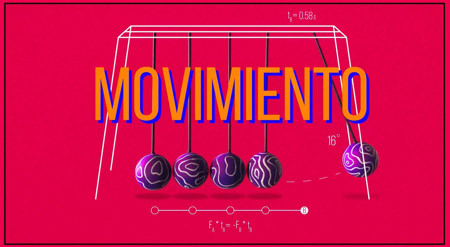 Animierte Geschichte der Bewegungsenergie