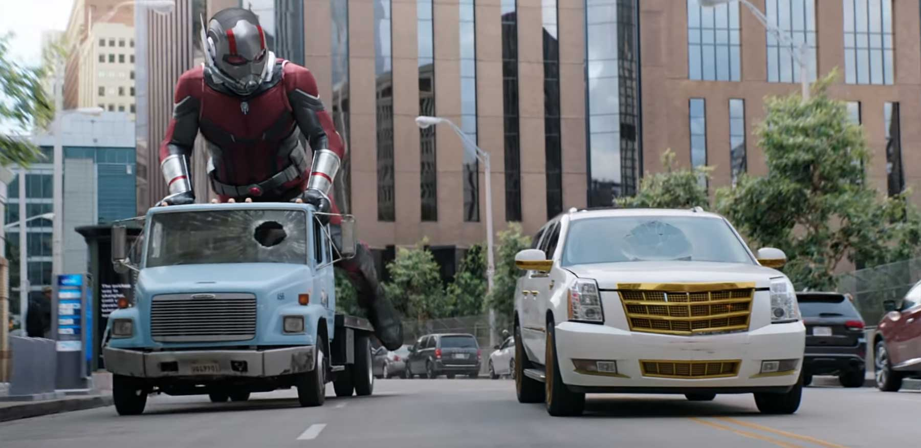 Ant-Man and the Wasp: Trailer