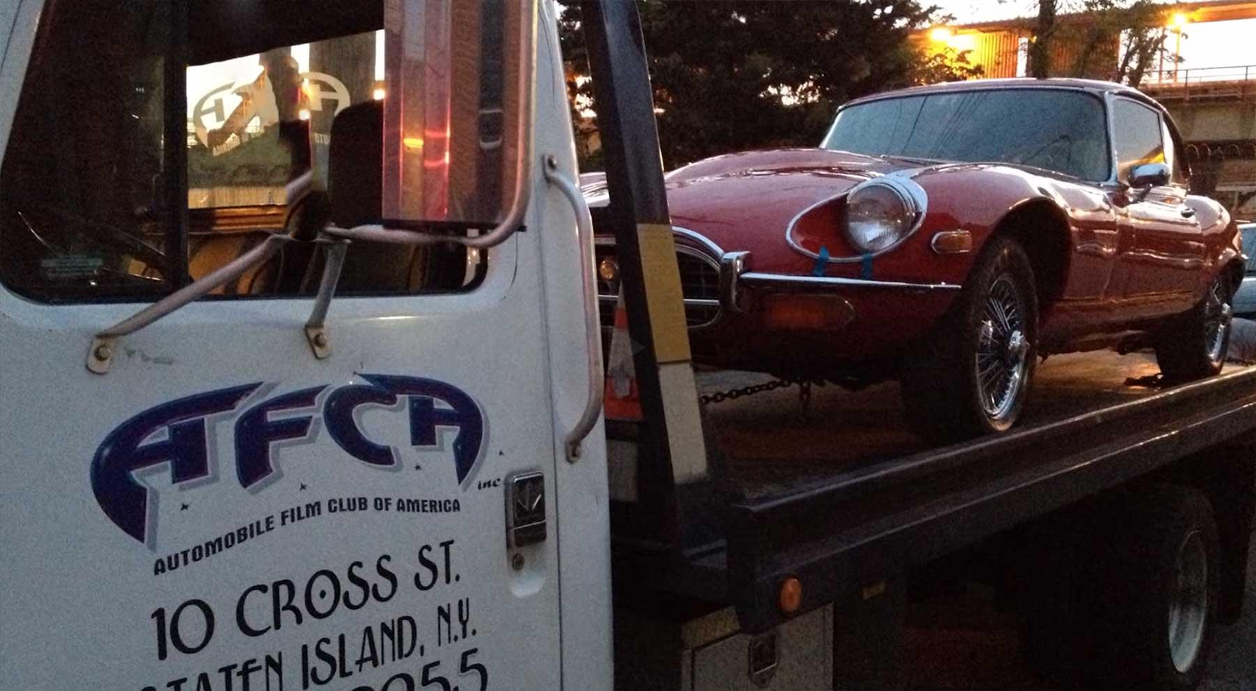 Der Auto Film Club besorgt Fahrzeuge für Film und Fernsehen auto-film-club-requisiten-fahrzeuge