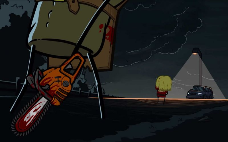 Cyanide & Happiness Short: Don't Stop