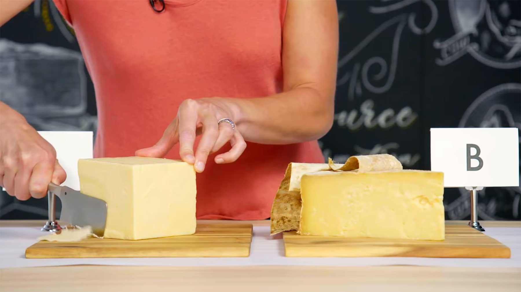 Expertin erklärt, woran man guten Käse erkennt