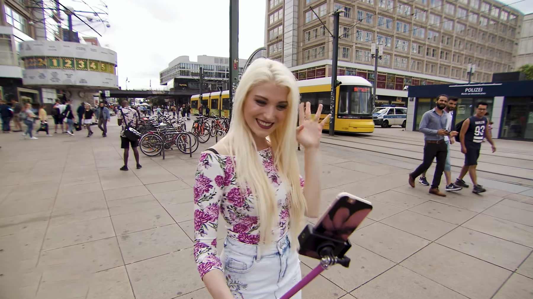Die ewig währende Suche nach dem perfekten Selfie