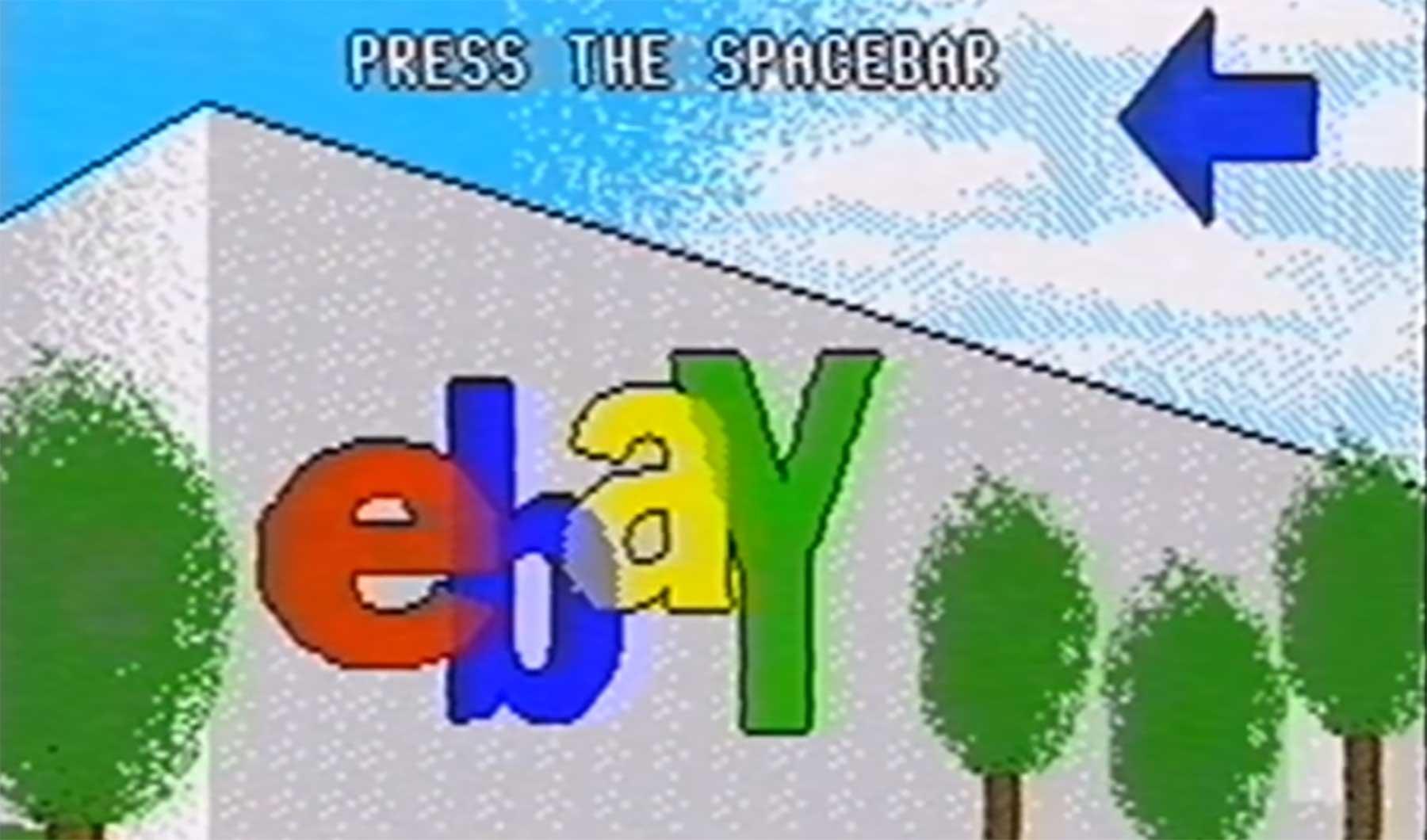 eBay im Jahre 1988