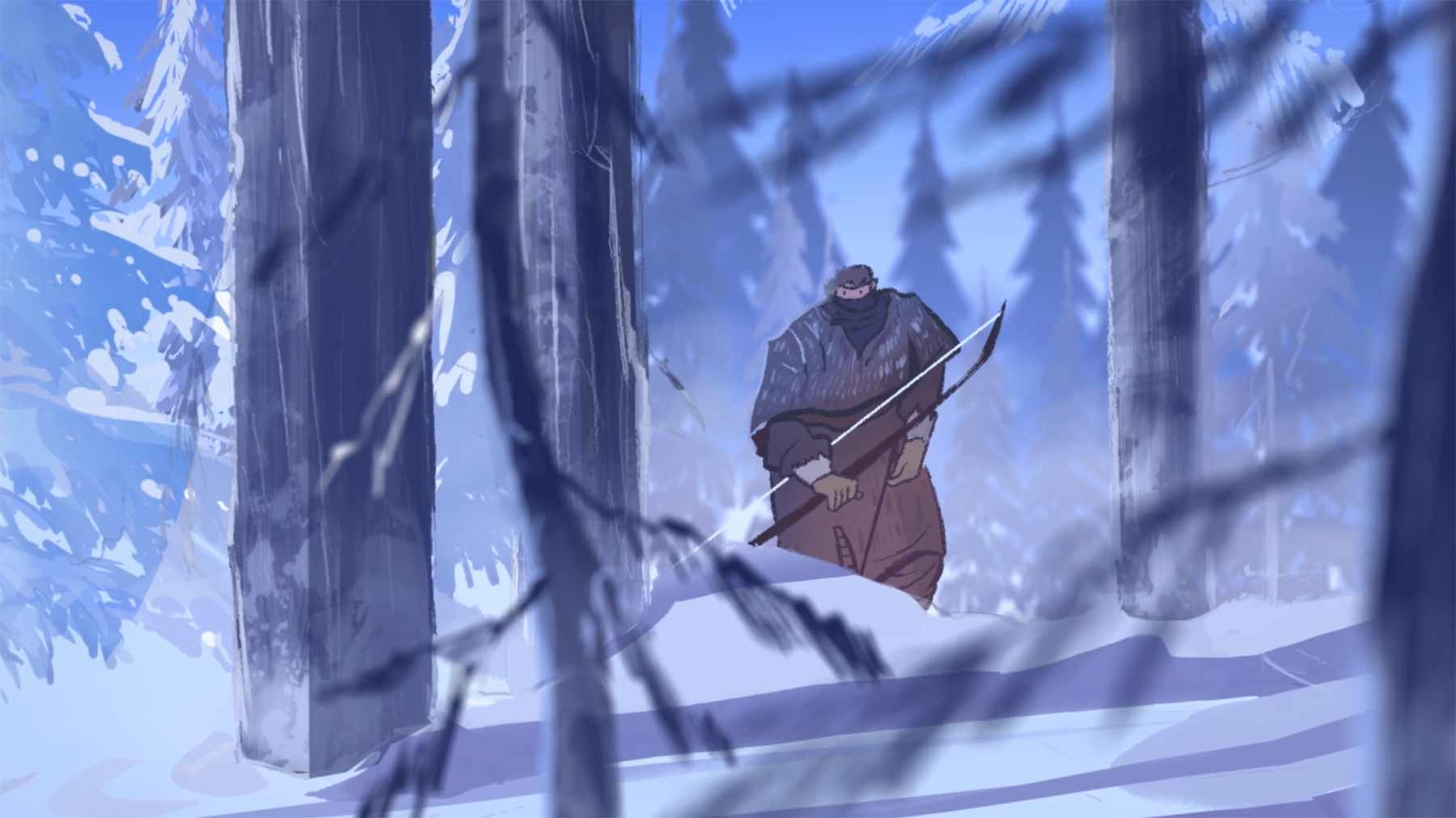 Trifft ein Jäger einen Skier…