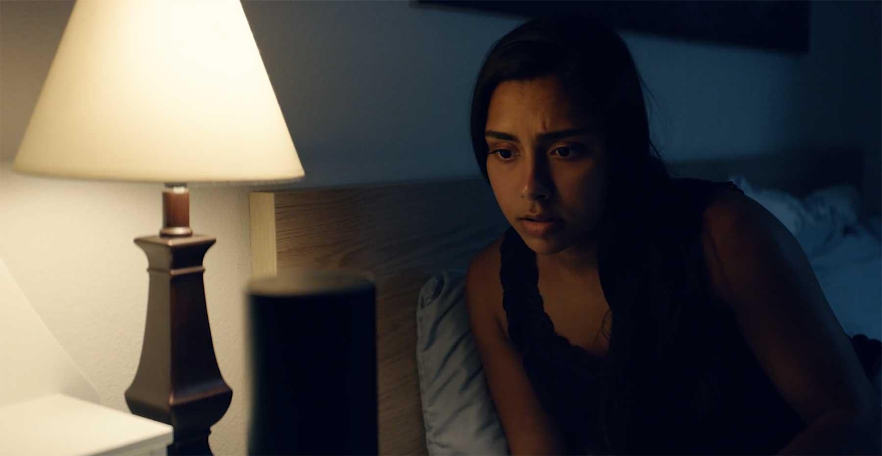 Wenn Alexa den Horror ins Schlafzimmer bringt