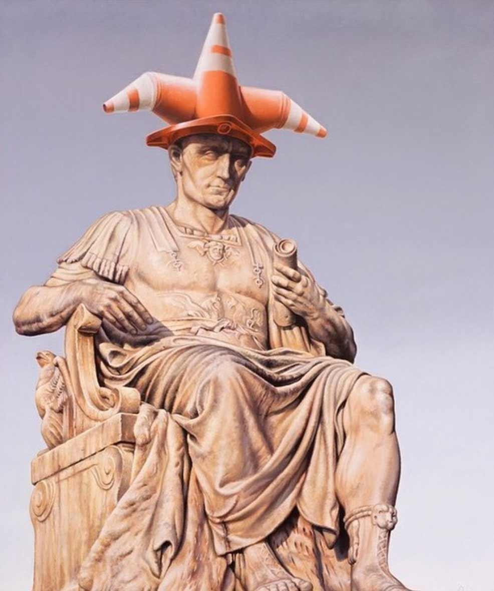Spaß mit Statuen matthew-quick-Monumental-Nobodies_10