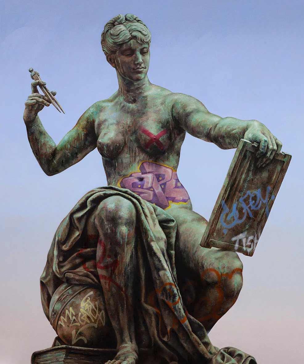 Spaß mit Statuen matthew-quick-Monumental-Nobodies_11