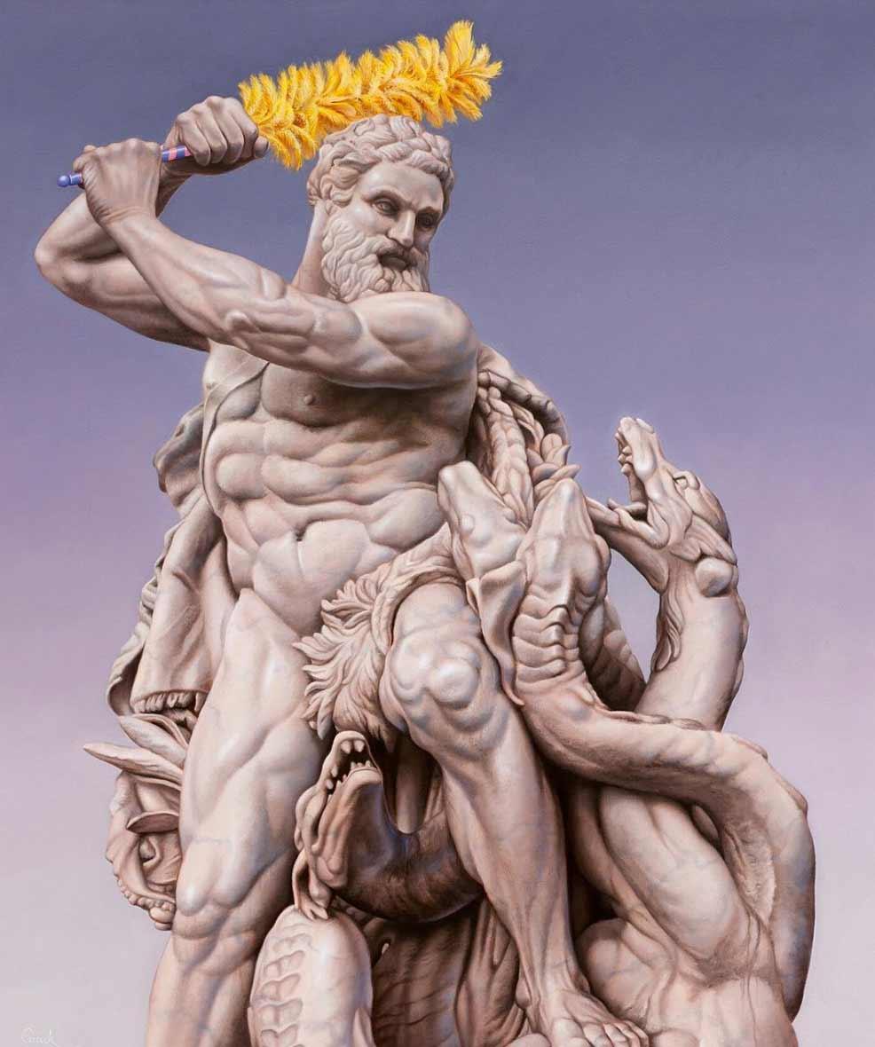 Spaß mit Statuen matthew-quick-Monumental-Nobodies_12