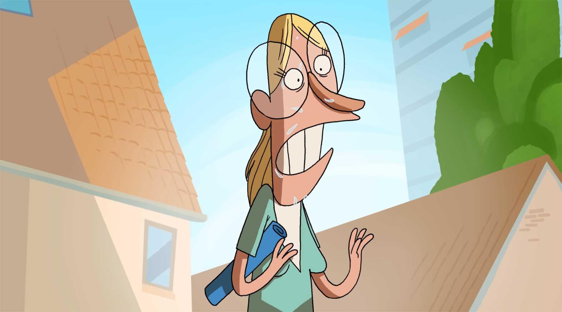 Ein Kurzfilm über die Panik des Vergessen-Habens panic-animierter-kurzfilm
