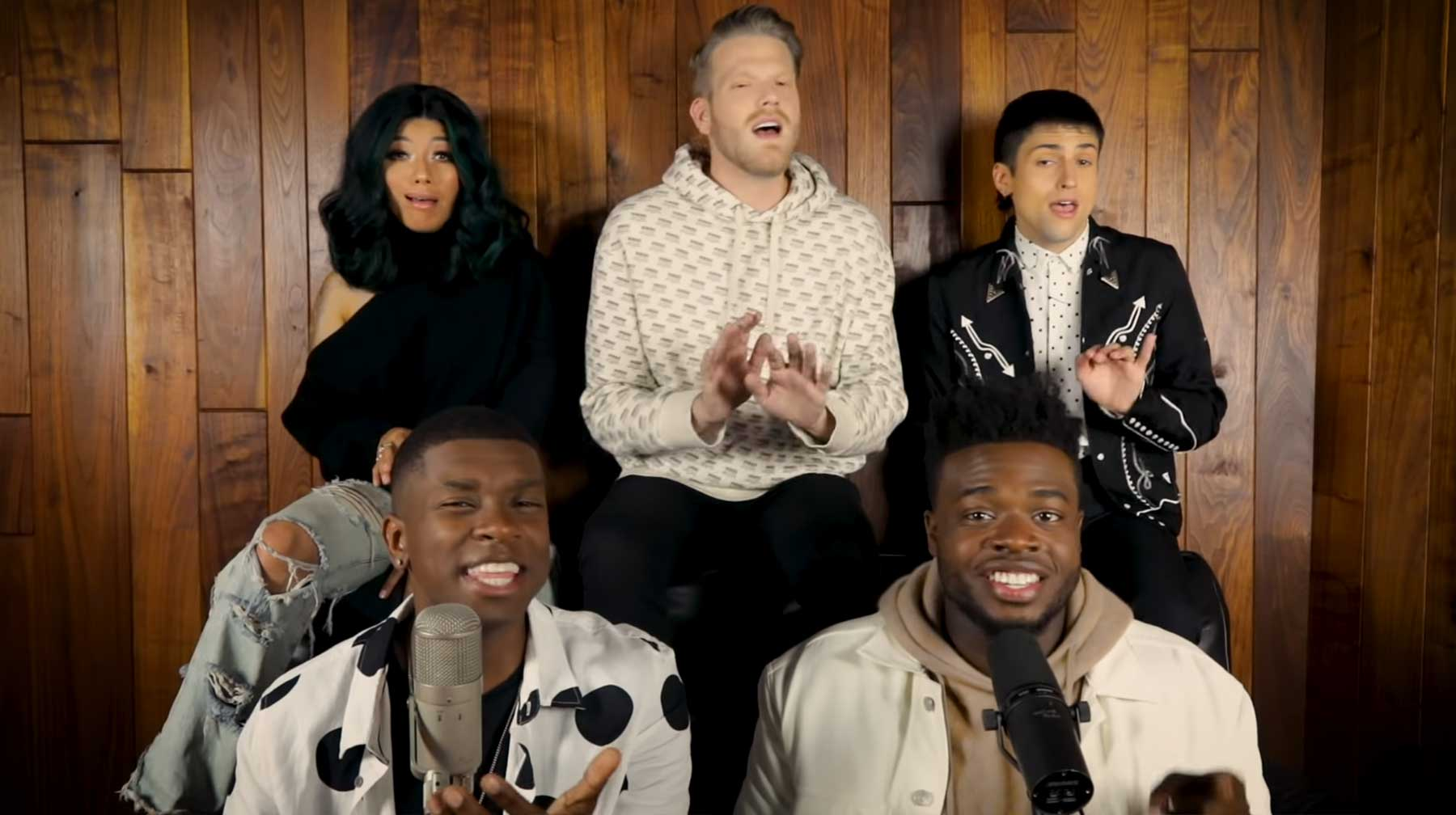 Pentatonix: Evolution of Rihanna