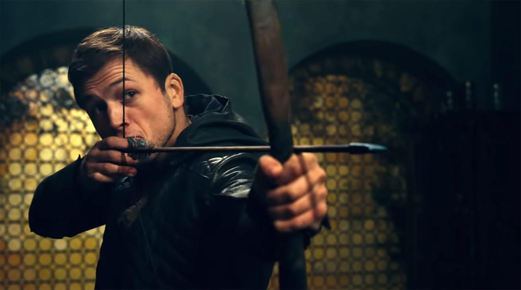 Robin Hood ist jetzt ein Superheld