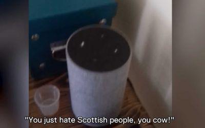 Sprachassistenten vs. schottischer Akzent