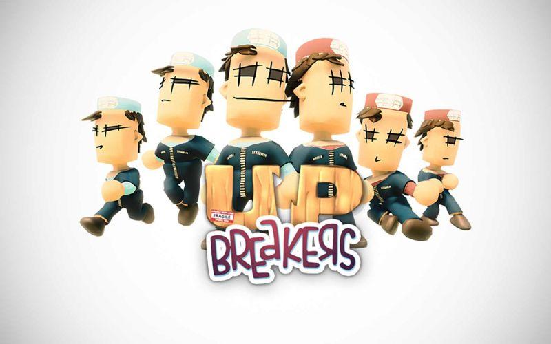 Multiplayer-Umzugshelfer-Battle: UpBreakers