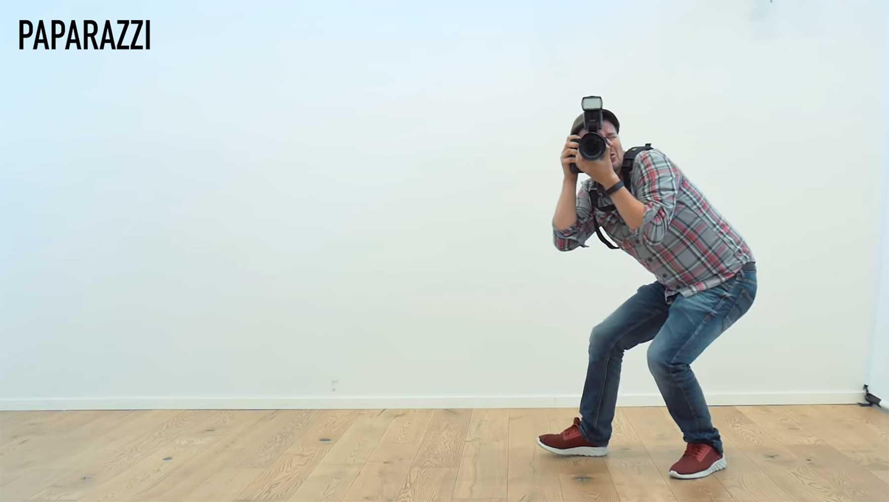 30 verschiedene Fotografen-Typen