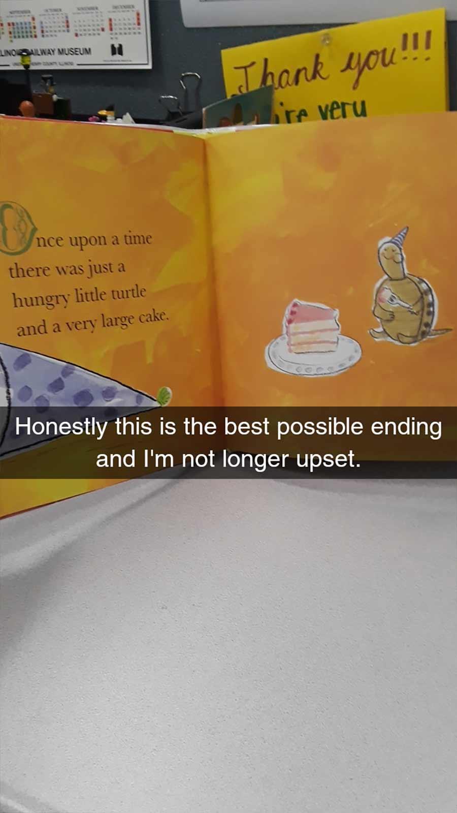 Erwachsene rezensiert Kinderbuch auf erfrischende Art A-Hungry-Lion-or-A-Dwindling-Assortment-of-Animals_18