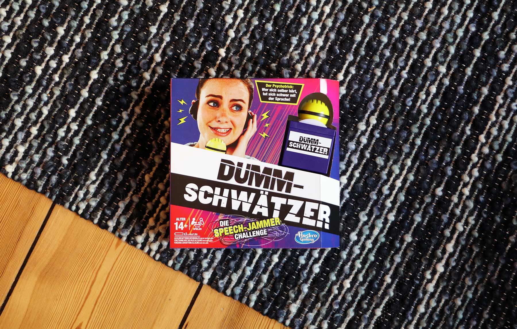 """""""Dummschwätzer"""" zerstört spielerisch dein Sprachzentrum Hasbro-Dummschwaetzer-Spiel-Test_02"""