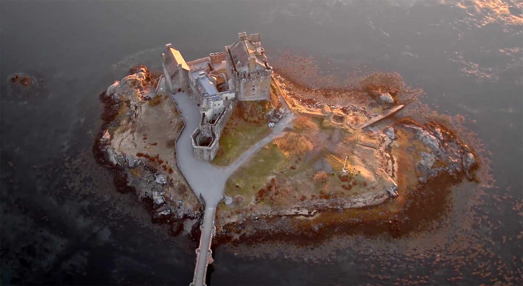 Die Schönheit Schottlands aus der Luft John-Duncan-scotland-videos