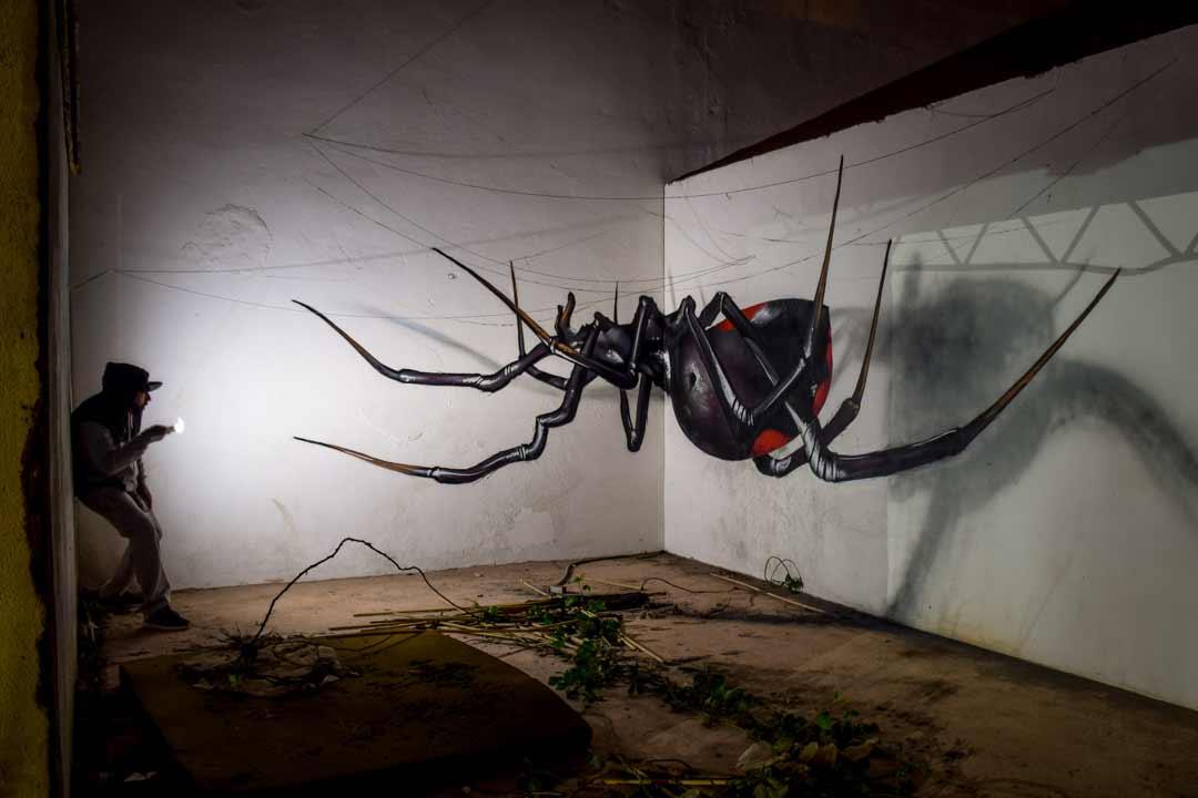 Anamorphe Riesen-Insekten von Odeith Odeith-anamorphe-insekten_03