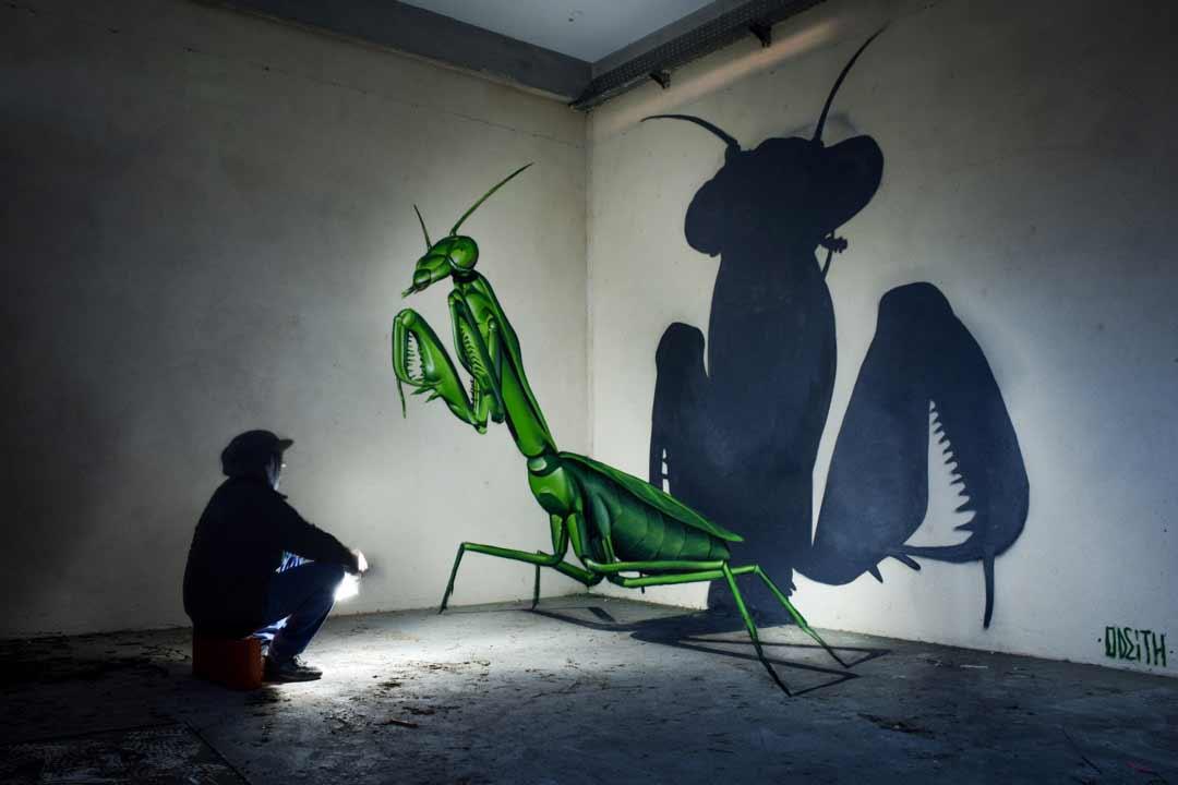 Anamorphe Riesen-Insekten von Odeith Odeith-anamorphe-insekten_04