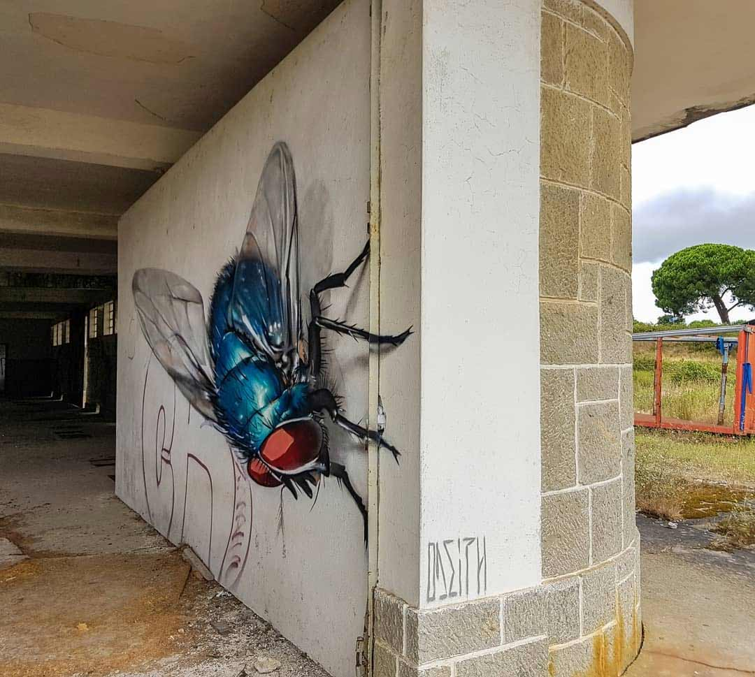 Anamorphe Riesen-Insekten von Odeith Odeith-anamorphe-insekten_06