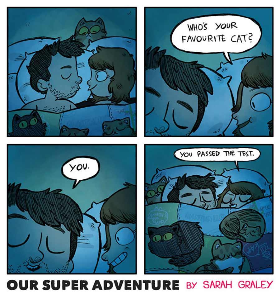 Webcomics über süße Alltagsmomente einer Beziehung Our-Super-Adventure_04