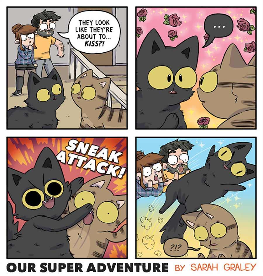 Webcomics über süße Alltagsmomente einer Beziehung Our-Super-Adventure_05
