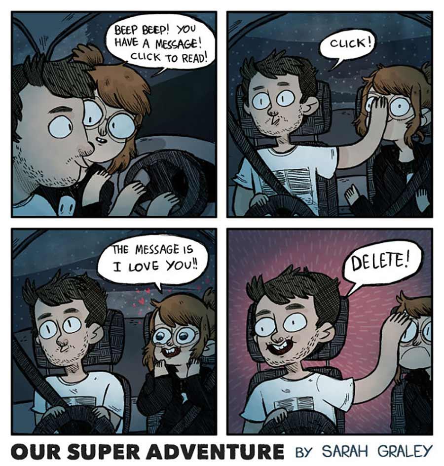 Webcomics über süße Alltagsmomente einer Beziehung Our-Super-Adventure_08