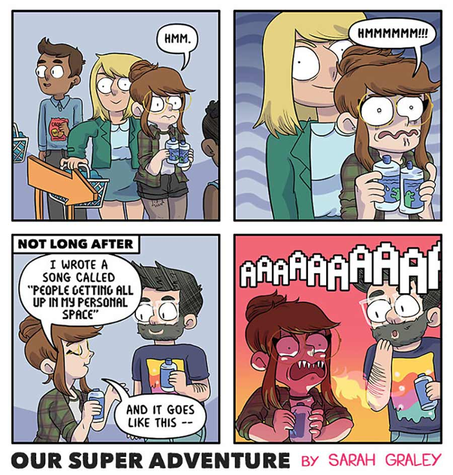 Webcomics über süße Alltagsmomente einer Beziehung Our-Super-Adventure_09